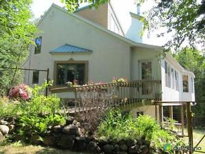375 000$ - Maison à paliers multiples à vendre à La Minerve