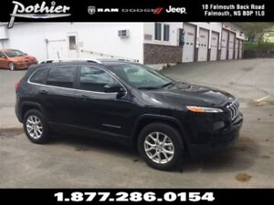 2017 Jeep Cherokee North | REAR CAMERA | HEATED SEATS | UCONNECT