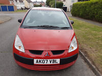 2007 Mitsubishi Colt 1.1 Cheap Tax Lovely Condition