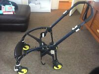 Bugaboo bee neon limited edition frame