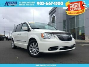 2013 Chrysler Town & Country TOURING - STOW N GO, DUAL DVD REAR