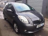 SALE! Bargain Toyota Yaris 1.4 diesel, great MPG £30 road tax