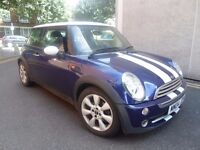 2004 | MINI HATCHBACK | 1.6 COOPER | HALF LEATHER | CHILLI PACK | ONLY 1495