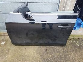 AUDI A5 SPORTBACK DRIVER/PASSENGER/BOTH REAR DOORS WITH FACTORY TINTED WINDOWS