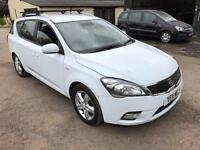 Kia ceed 2 1.6 diesel manual 2011 mot sept 2017 130k miles