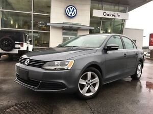 2013 Volkswagen Jetta CL/2.5/SUNROOF/BLUETOOTH/1 OWNER!