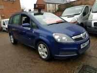 2007 57 Vauxhall Zafira Club 1.9 CDTI - 7 Seater - 3 Months Warranty