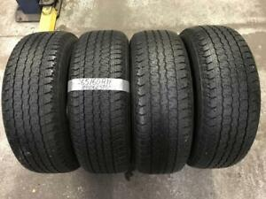 265/60R18 Bridgestone All Season Tires (Full Set) Calgary Alberta Preview
