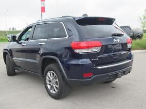 2015 Jeep Grand Cherokee Limited! 4x4! Touch Screen! London Ontario image 7