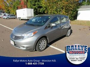2014 Nissan Versa Note SV! Back-Up! ONLY 62K! Trade-In! Save!