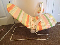 Baby rocking chair from Mamas and Papas