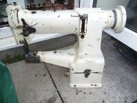 SEIKO CW-8B CYLINDER ARM COMPOUND WALKING FOOT SEWING MACHINE(For Leather