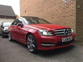 Mercedes-Benz C220 CDI sports AMG 125 Anniversary Edition
