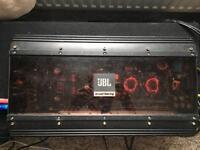Jbl gto1201.1 amplifier monoblock grand touring