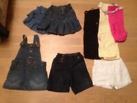 Bundle of girls clothes age 18-24 months