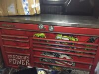 Snap On 54' Tool Box
