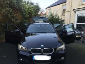 BMW 3 Series touring Business edition.