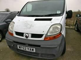 Spare or repair. Renault Traffic
