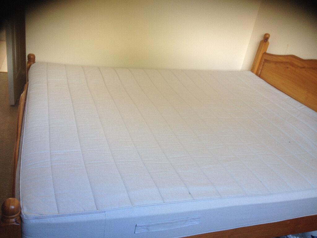 Ikea King size mattress ....!!!