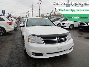 2011 Dodge Avenger SXT | HEATED SEATS | SAT RADIO