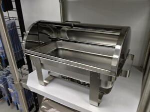 Full Size Chafing Dishes--Brand New Display and Warming Equipment