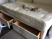 Free today Single bed somier