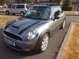 Mini Cooper S, 1.6L, Petrol, Manual