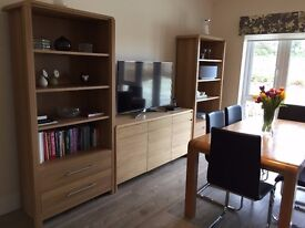 Excellent Condition John Lewis Domino Sideboard