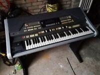 Hammond organ Model XE1