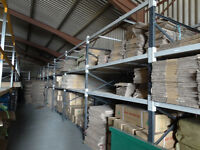 9045 sq ft MEZZANINE FLOOR, RACKING, SHELVING, STAIRCASES, LIGHTING, GATES, ROLLERS, BEAMS, SUPPORT