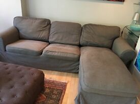 Free L-shaped Sofa for Pickup