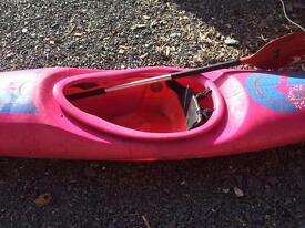 9foot canoe