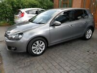 VW Golf 1.6 TDI Match DSG 7 Speed