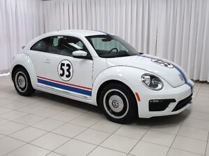 2017 Volkswagen Beetle Classic! Herbie the Love Bug! 1.8L Turbo!