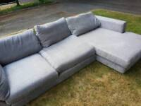grey counter sofa can deliver