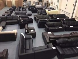 Huge sofa clearance sofa sale - Prices from just £99 - Ex-display and Brand new avaliable