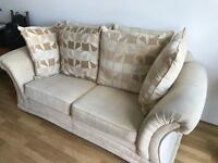3 seater sofa with pull out bed