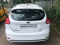Breaking FORD FOCUS 2018 ST-LINE 1.0 PETROL ECO-BOOST MANUAL