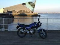 Yamaha ybr 125 950 ono