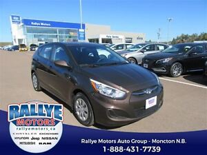 2016 Hyundai Accent GL, Heated Seats, Bluetooth