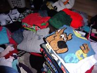 Huge Bundle of Boys Age 5-6 Years Clothes