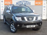 Nissan Navara LONG WAY DOWN EXPEDITION DCI D/C (black) 2008