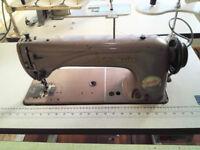 Columbia Union Special 100 TN Twin Needle Saddle Stitch Machine