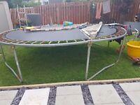 12 ft trampoline