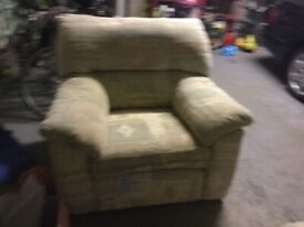 FREE - Two seater Sofa and Armchair
