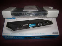 Alesis Sample Rack - Drums and Percussion Module Controller / As New !
