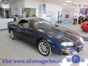 2002 Chevrolet Camaro Convertible SS w/SLP Performance Pkg RARE!