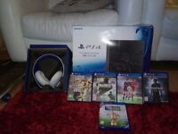 Sony ps4 1tb version with extras !!!