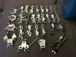 Gibraltar Clamps lot