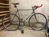 Bianchi Pista Single / Fixed Gear Road Bike